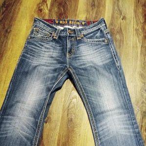 Rock Revival© Jeans 👖 33×32 Mick boot
